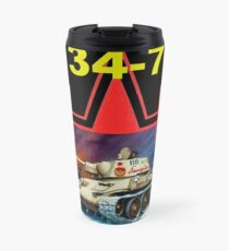 Russian tanks Travel Mug