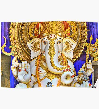 Lord Ganesh #3 Poster