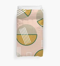 Abstract Composition 09 Duvet Cover