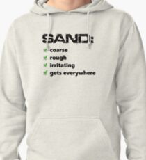 Sand: The Worst Pullover Hoodie