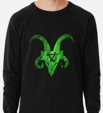 Horned Skaven grün Leichter Pullover