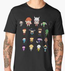 Mortal Kombat 2 - Roster Men's Premium T-Shirt