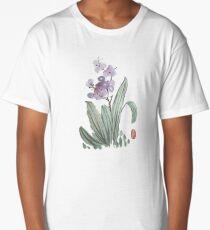 purple berries Long T-Shirt
