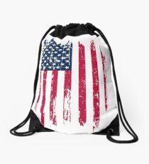America The Beautiful Drawstring Bag