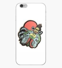 It's All In The Reflexes iPhone Case