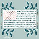 Americana Flag by Andi Sigsbey