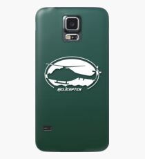 Helicopter - Helicopter Case/Skin for Samsung Galaxy