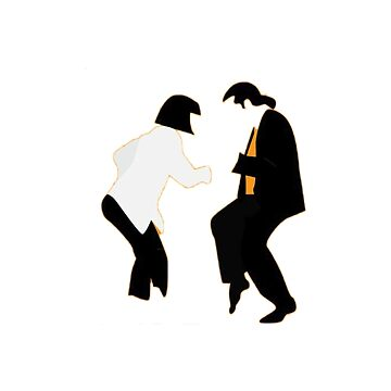 PULP FICTION inspiration design by Moorean