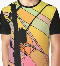 Wired Sky 1 Graphic T-Shirt
