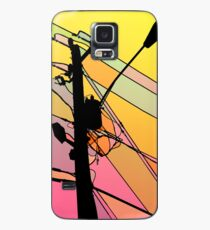 Wired Sky 1 Case/Skin for Samsung Galaxy