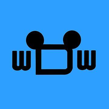WDW Got It's Ears! (In Blue) by Disnerdland