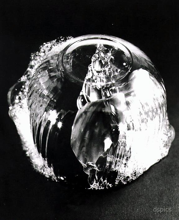 Glass in Soapy Water- - Solved in just 1 guess by: Glenda Remaklus by dspics