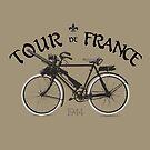 Tour de France 1944 by Chris Jackson