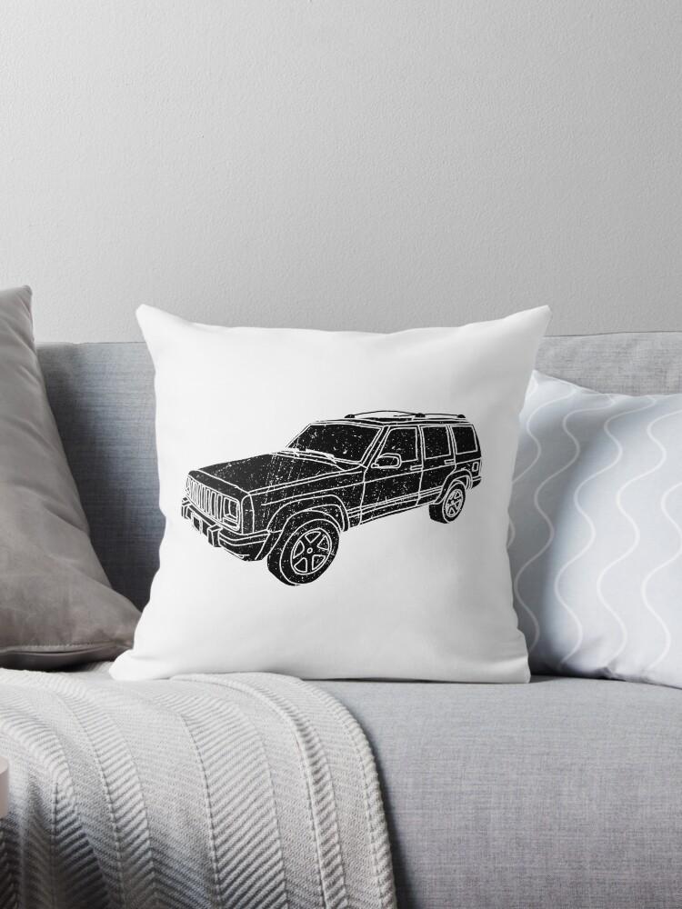 Jeep Cherokee - Black by MOREDANKMEMES