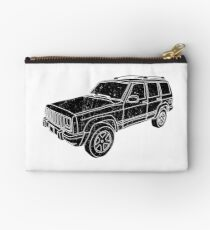 Jeep Cherokee - Black Studio Pouch