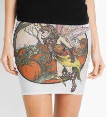 Aefwine - Autumn Harvest Fairy Mini Skirt