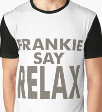 FRANKIE SAY RELAX Graphic T-Shirt