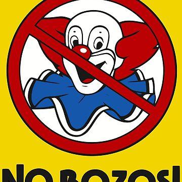 NO BOZOS by BobbyG305