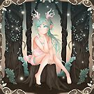 Reiko Forest Fauna - 2018 (Square) by devicatoutlet