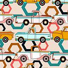 Summer Vintage Trucks  by TigaTiga