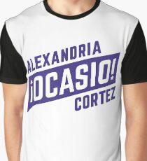 Alexandria Ocasio Cortez Graphic T-Shirt
