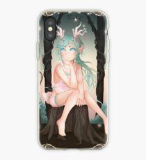Reiko Forest Fauna - 2018  iPhone Case