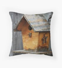 Look for the stars to go home Throw Pillow