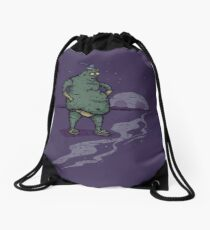 Be Yourself Drawstring Bag