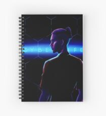 Kamski, Cyberlife Spiral Notebook