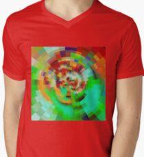 Vinyls Men's V-Neck T-Shirt