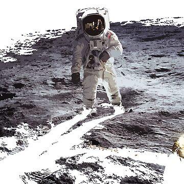 Apollo 11 Buzz Aldrin Case by MyAbilityCPO