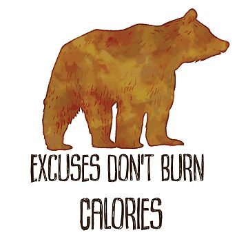 Diet Bear calories by EdoFra