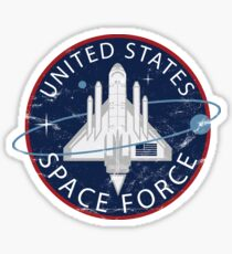 United Sates Space Force Sticker