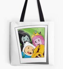 Adventure Time Photo Tote Bag