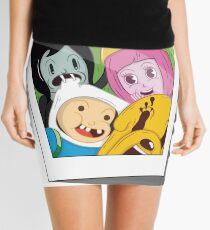 Adventure Time Photo Mini Skirt