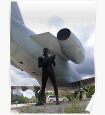 Airforce Way Zentai Set 2 - 1 Poster