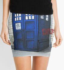 Dalek Gettin' Up Mini Skirt