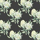 Protea - black by youdesignme