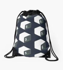 Bash x4 Drawstring Bag