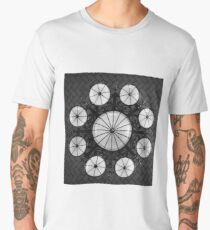 Ellis Island Chandelier in the Registry Hall Men's Premium T-Shirt