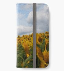 Sunflower Garden iPhone Wallet/Case/Skin