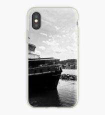 Old Tug Boat iPhone Case