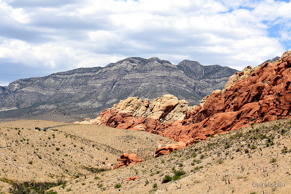 Red Rock Canyon by clairehogan