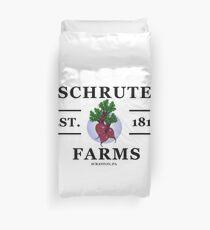 Schrute Farms est. 1812 Duvet Cover