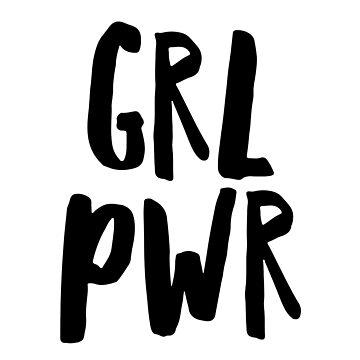 GRL PWR by funkythings