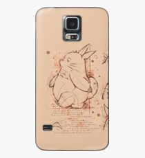 Totoro Note Case/Skin for Samsung Galaxy