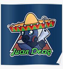 Juan Deag - Counter-Terrorist Poster