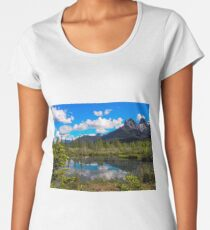Canmore, Alberta, Canada Women's Premium T-Shirt