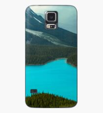 Moraine Lake Banff Icefields Parkway Case/Skin for Samsung Galaxy