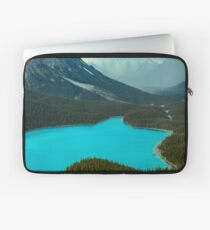 Moraine Lake Banff Icefields Parkway Laptop Sleeve
